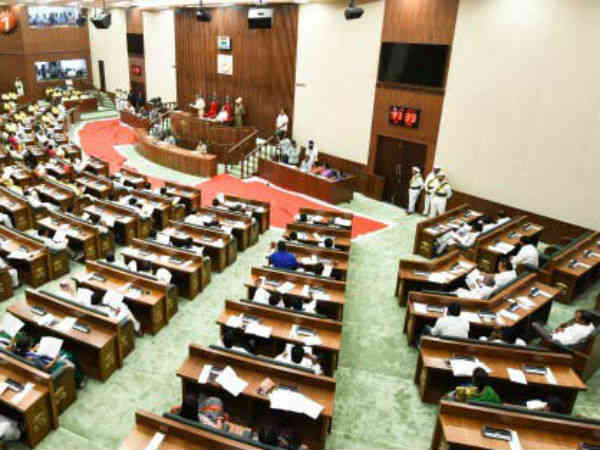 10 bills will be introduced in Andhra Pradesh assembly