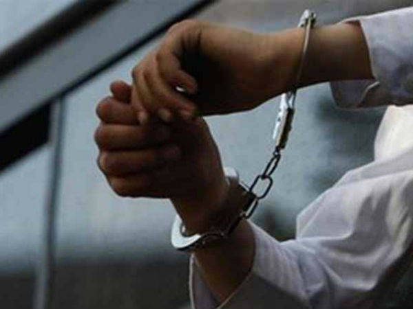 Indian Origin father son arrested for duping bank of Rs.270 crore