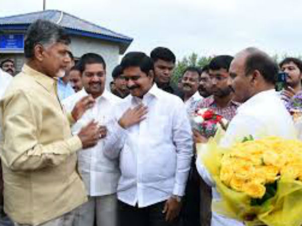 CM Chandrababu to visit Visakha today to condole with the families of the deceased Araku MLA, Ex MLA