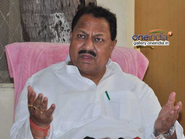 DS responds on joining Congress, he asks TRS high command should answer