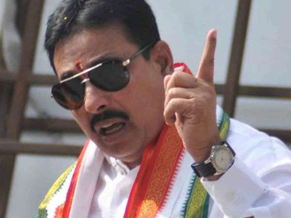 I never met Uttam Kumar Reddy after joining TRS, says Danam