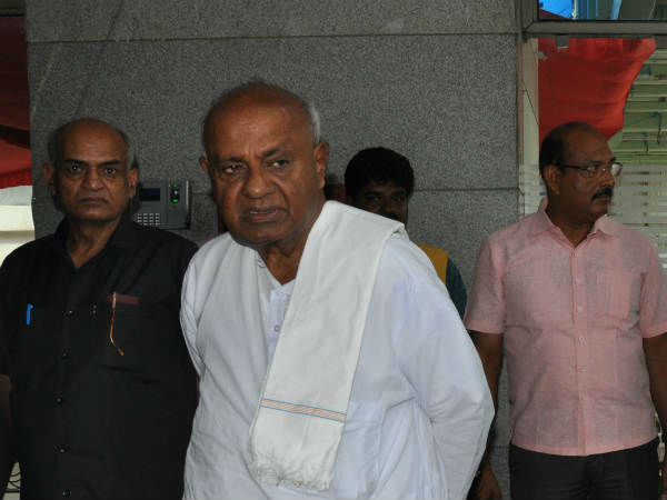 Former Prime Minister H.D. Devegowda will visit to Nepal