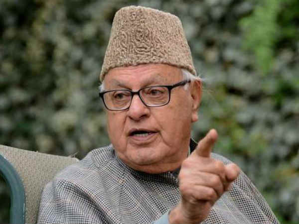 We will boycott local polls if Article 35-A not protected,warns Farooq Abdullah