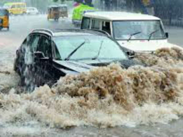 Heavy rain in Hyderabad, GHMC alerts