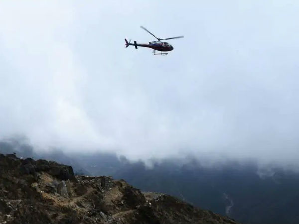 6 Passengers Killed After Helicopter Crashes Into Hillside In Nepal