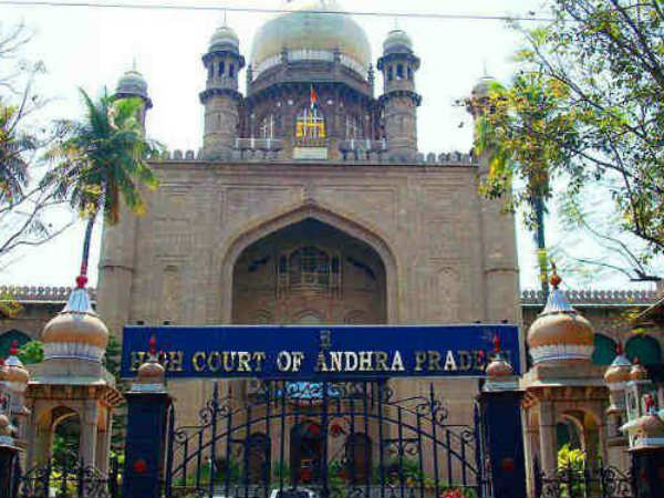 High court issued notice to AP Government over Panchayat Elections