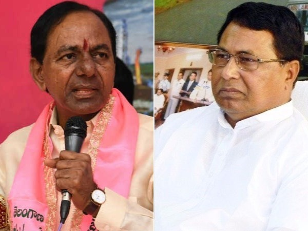 jana reddy challenges KCR on his words