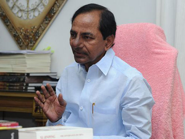TRS chief KCR says will not change candidates