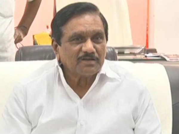 Chandrababu said that there will be no alliance with Congress:Deputy CM KE Krishna murthy