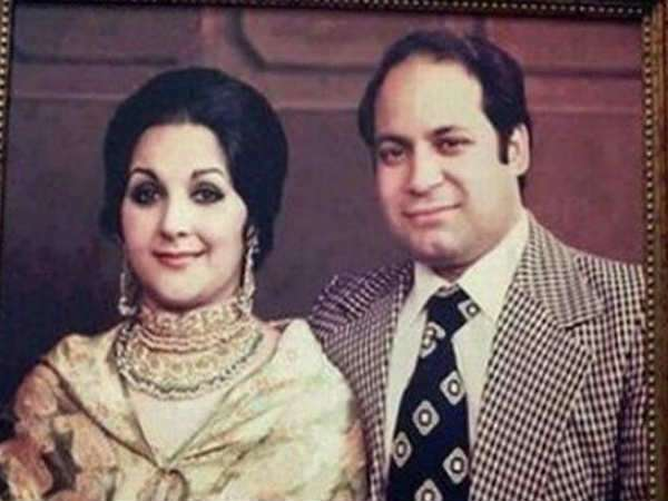 Jailed Former Pak PM Nawaz Sharifs Wife Dies In London Hospital