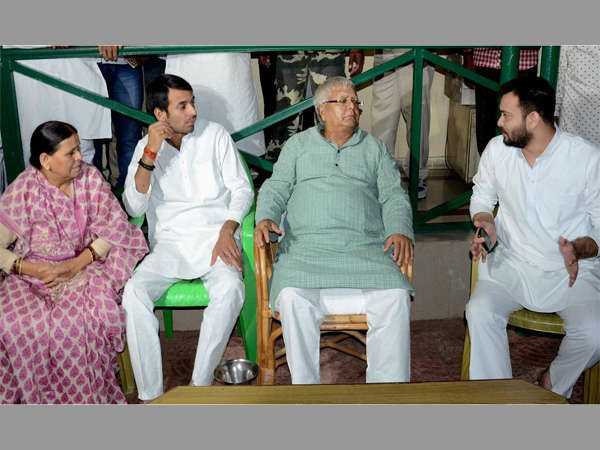 IRCTC hotel-for-land scam: Delhi court summons Lalu Yadav, Rabri Devi, Tejashwi.