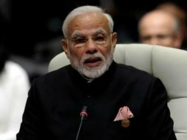 PM Modi gets Champions of the Earth Award, UN's highest environmental honour
