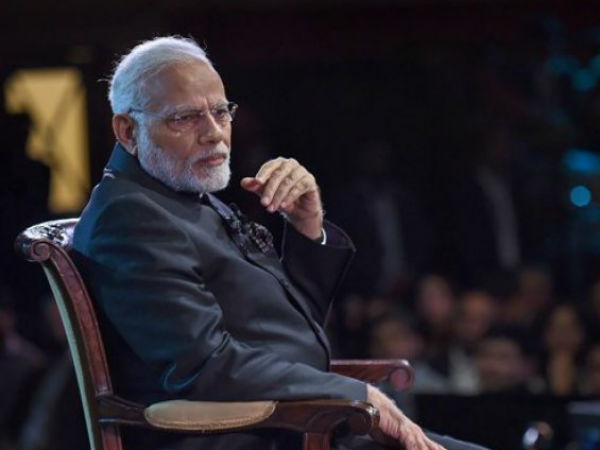 Tamil Nadu BJP chief naminates PM Narendra Modi for Nobel Peace Prize