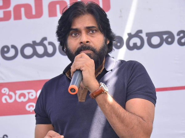 My hope is not on the post of CM ...on the ambition:Pawan Kalyan