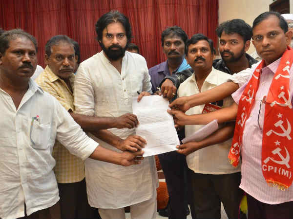 Pawan Kalyan demands govt to take action on MLA Chinthamaneni