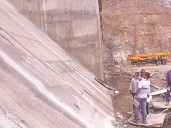 Central Expert Committee inspection of Polavaram project