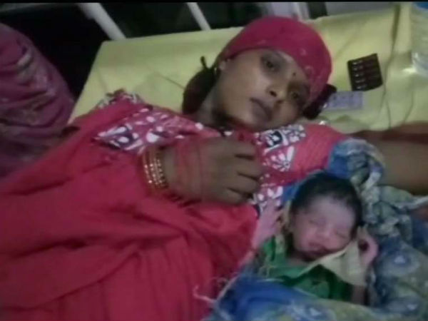 Mathura policeman carries pregnant woman to hospital, saves mother and newborn