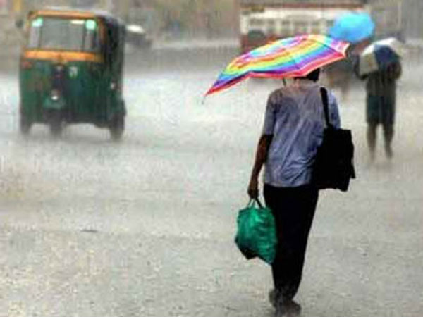 Heavy Rains In Store For Andhra Pradesh With Depression Likely In Bay