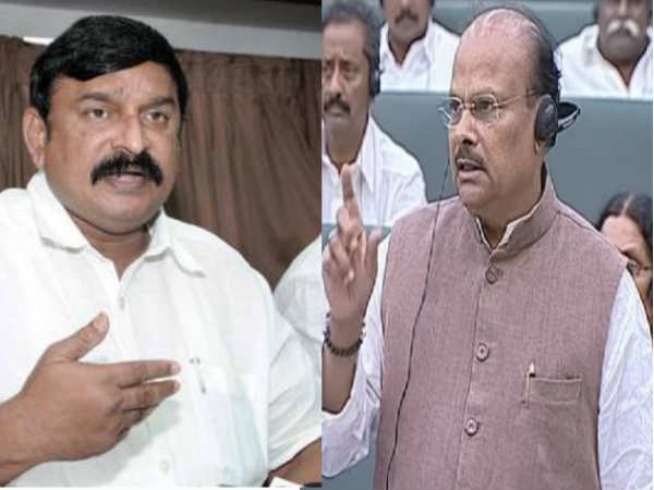 Raining laughs:satires war between BJP-TDP leaders in Assembly session