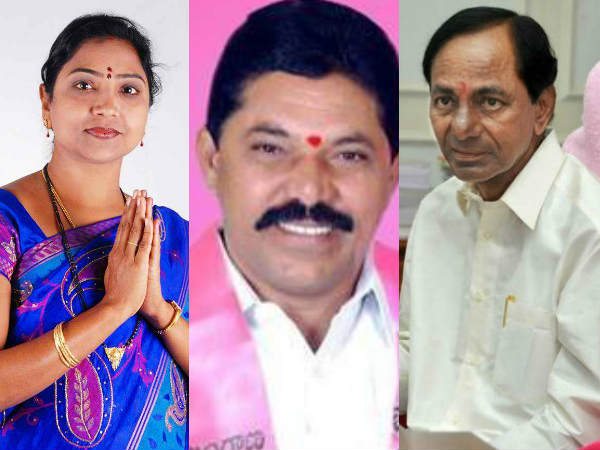 Ramesh Rathod Resigns From Trs Party