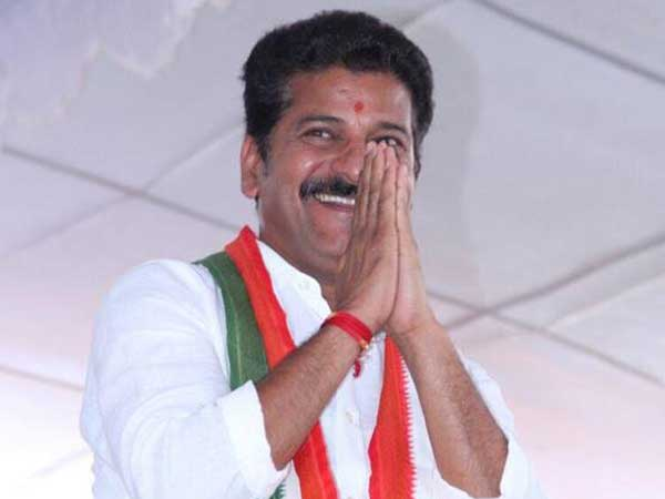 Revanth Reddy Appointed As Congress Working President