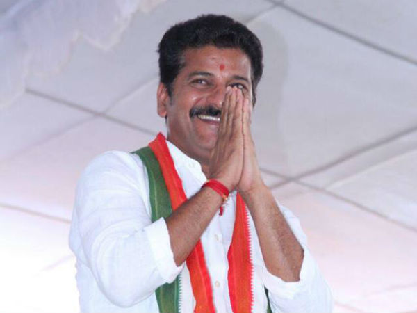 Revanth Reddy Plays Key Role Telangana