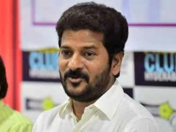 police sends a notice to revanth reddy on Jubilee Hills housing society case