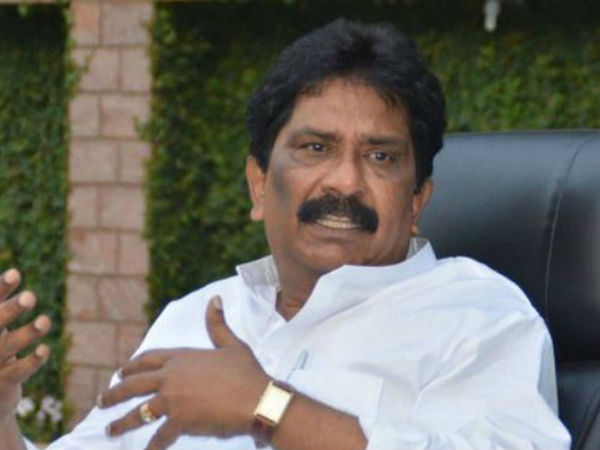 If elections are held now, TDP will win: Ex MP Sabbam Hari