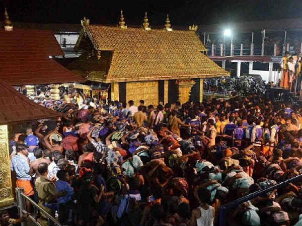 SC opens Sabarimala Temple door for all the Women - BIG news-
