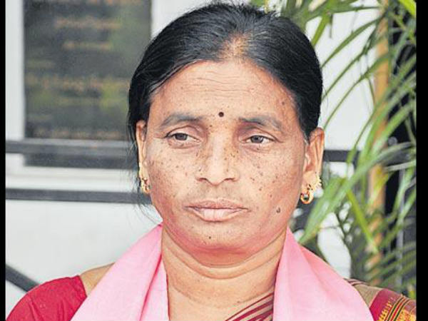 If MLA ticket not given to me, i will suicide, says shankaramma
