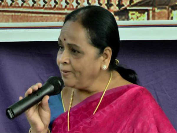Tirupati MLA Sugunamma says she will not leave Telugudesam