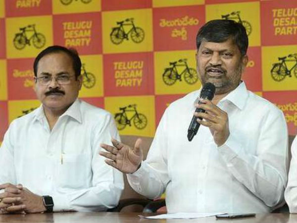Telangana TDP MLA contesting candidates list out?