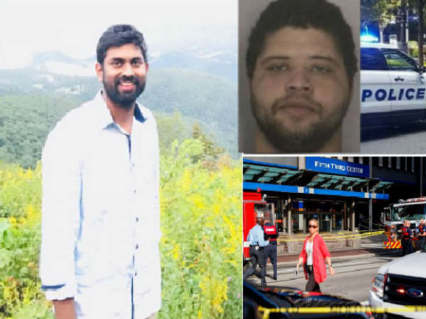 Telugu Young Employee Shot Cincinnati Dies