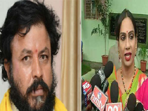 Transgender Tamamma Simhadri challenged MLA Chintamaneni over Pawan Kalyan issue!