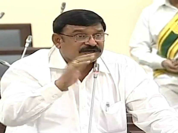 Members laugh Over MLA Vishnukumar Raju Speech at AP Assembly ...