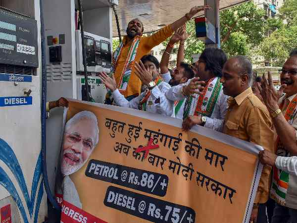 congress-calls-bharat-bandh-fuel-prices-rise-telug