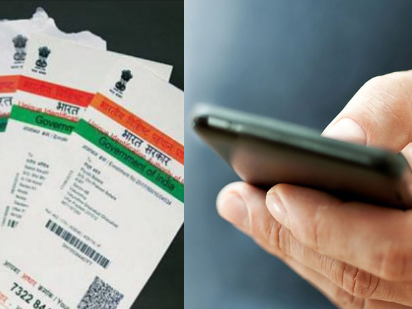 Submit Aadhaar De Linking Plan Within 15 Days, Telecom Firms Told