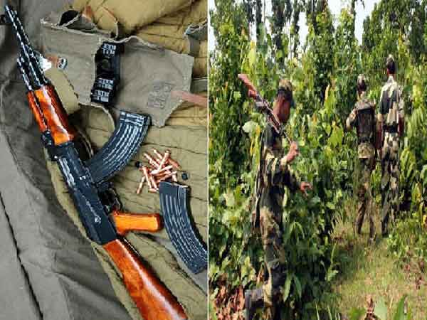 Shocking:Police constable's AK 47 goes missing in Vizianagaram