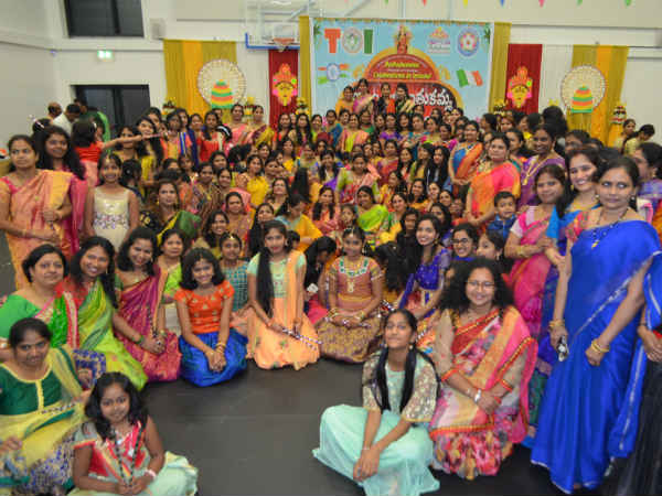 Bathukamma 2018 Celebrations Dublin Ireland