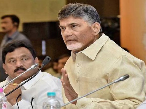 CM Chandrababu Naidu reviews law and order and adviced police officials over Political crimes