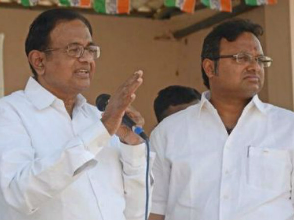 Chidambaram, Sons Interim Arrest Protection Extended by Delhi Court