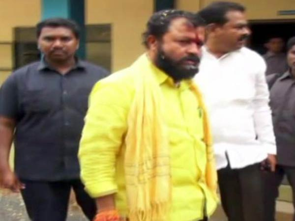 TDP MLA Chintamaneni involves in Another Controversy!