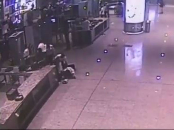 Watch: CISF Officer Saves Man With CPR at Mumbai Airport
