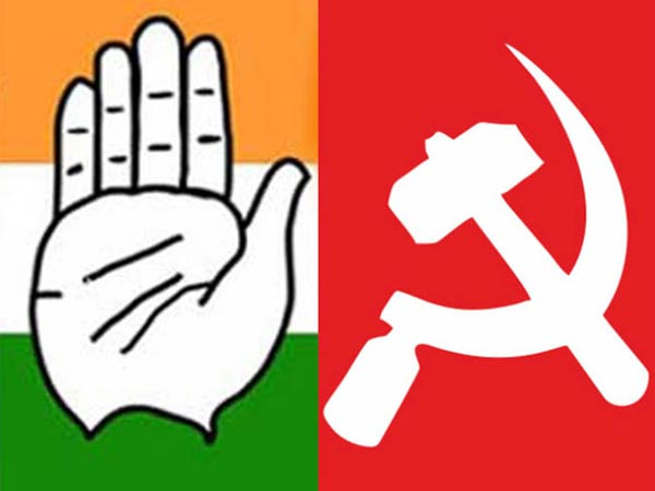 Congress Dynamics Hits Grand Alliance as CPM Too Shows Red Flag Ahead of 2019 Polls