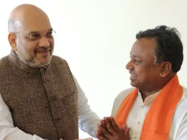 Shock to Congress: Just before elections, Congress Working President Joins BJP