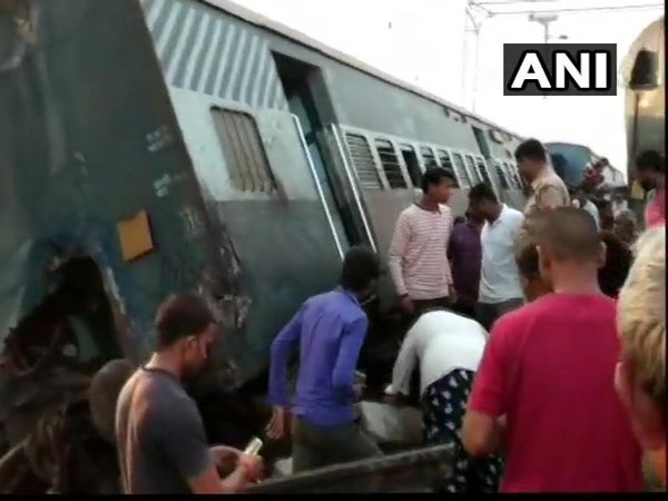 5 Dead, Several Injured After Train Derails In Uttar Pradesh Raebareli