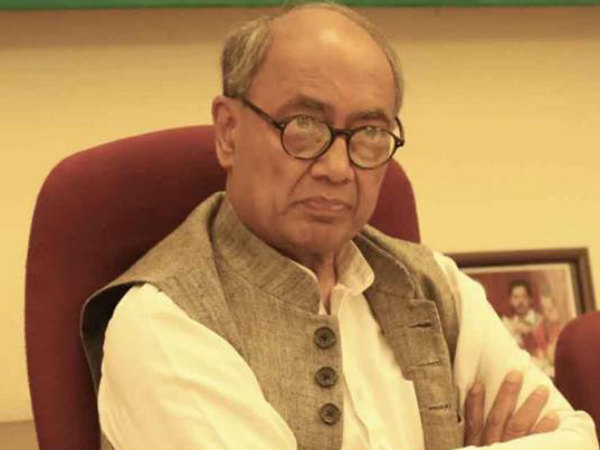 Digvijay Singh takes a jibe , says Congress will lose if I campaign