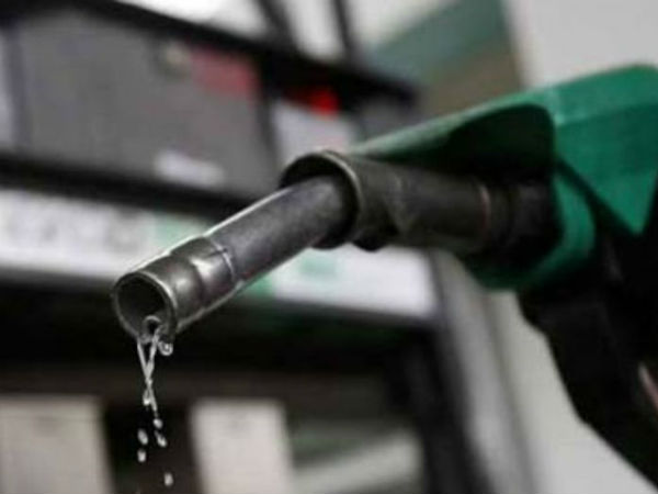 Fall in Fuel prices for the 8th consecutive day