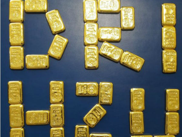 Air India employee arrested for smuggling gold at shamshabad airport