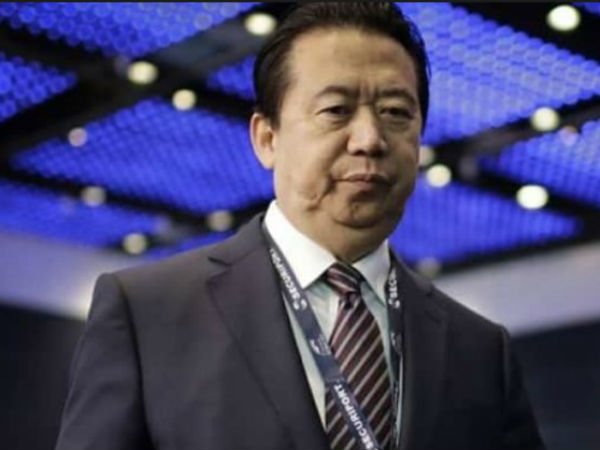 Interpol chief resigns amid detention in China